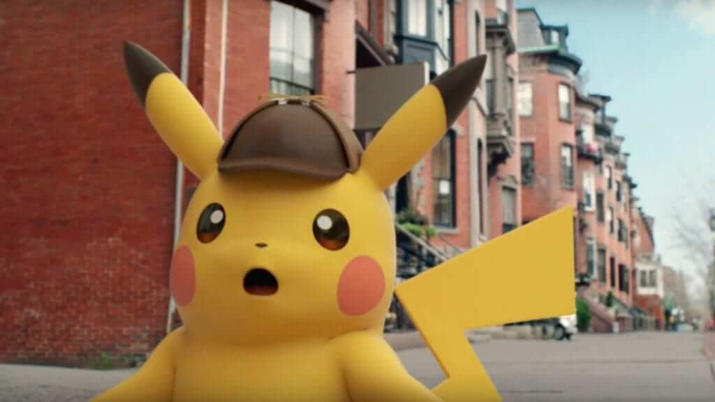 Detective Pikachu Announced for 3DS in Japan
