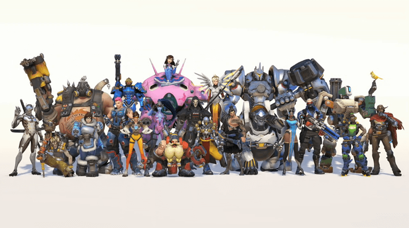 Hero shooters like Overwatch are about to come into style in a big way.