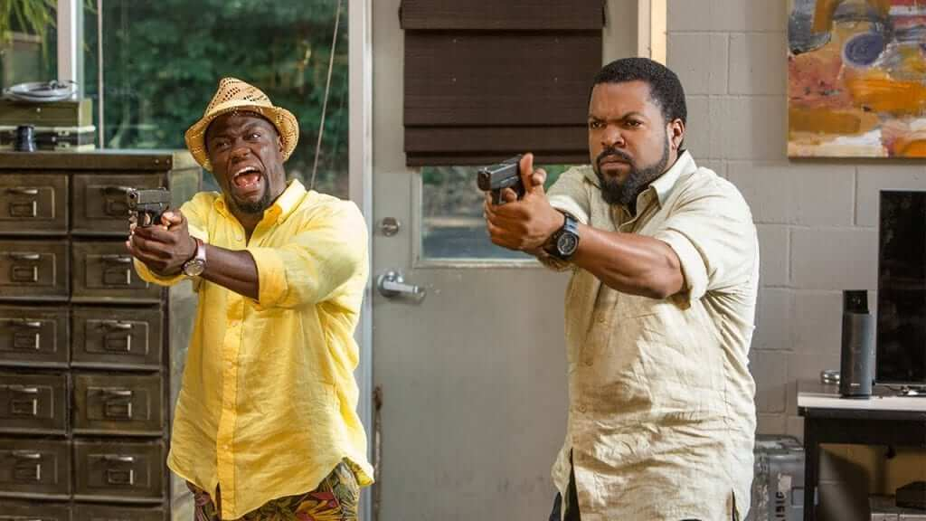 Ride Along 2 Review - A Predictable Comedy