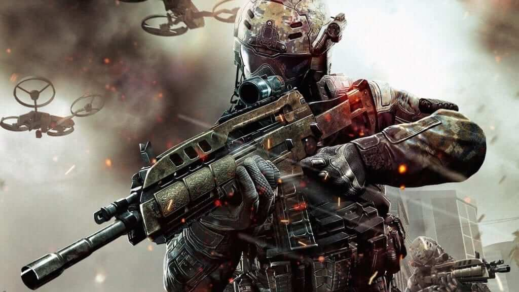 Call of Duty: Black Ops 3 Leads Sales For 2015