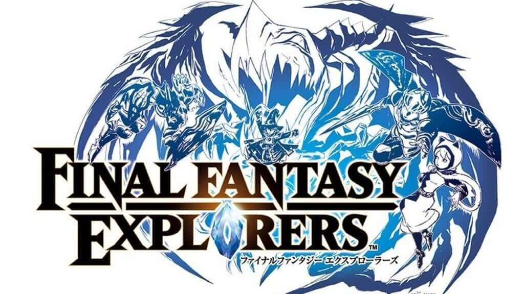 Fight as Legendary Characters in Final Fantasy Explorers