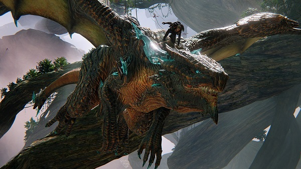 Scalebound - There will be no teaming up with dragons for Xbox One gamers in 2016.