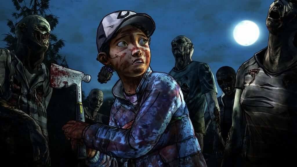 The Walking Dead Was Nominated For Numerous GOTY Awards Telltale Games