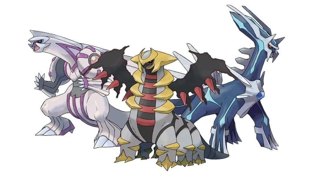 Legendary Pokemon Being Distributed Monthly