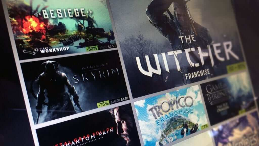 Valve Leaks Steam Winter Sale Recap