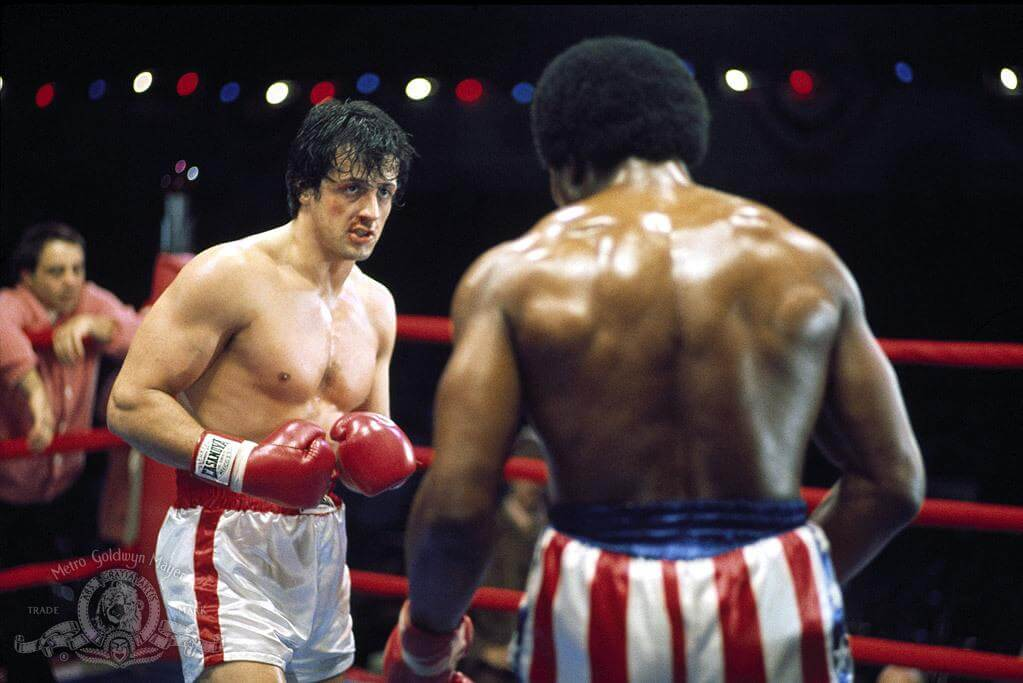 still-of-sylvester-stallone-and-carl-weathers-in-rocky-(1976)-large-picture