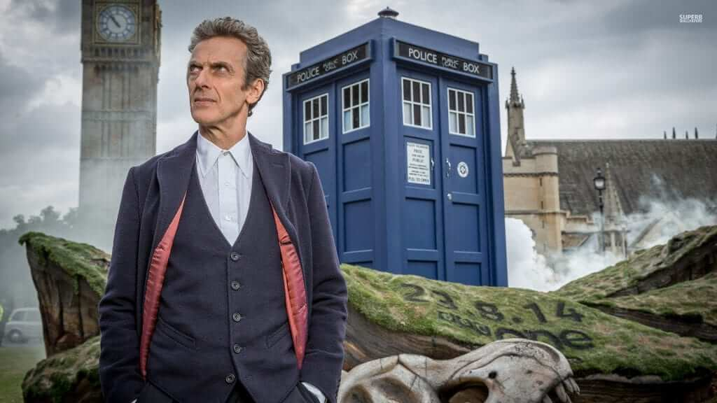 Peter Capaldi Leaving Doctor Who?