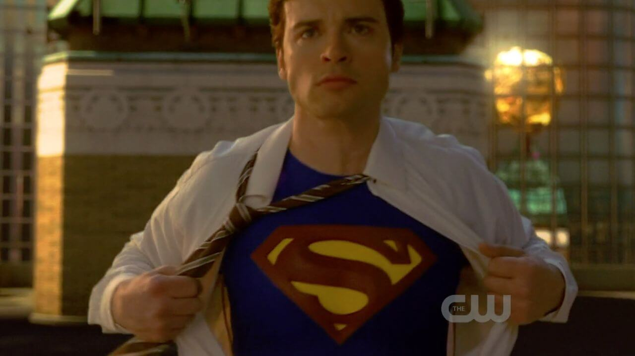 Tom Welling on Reprising Superman Role for Supergirl?