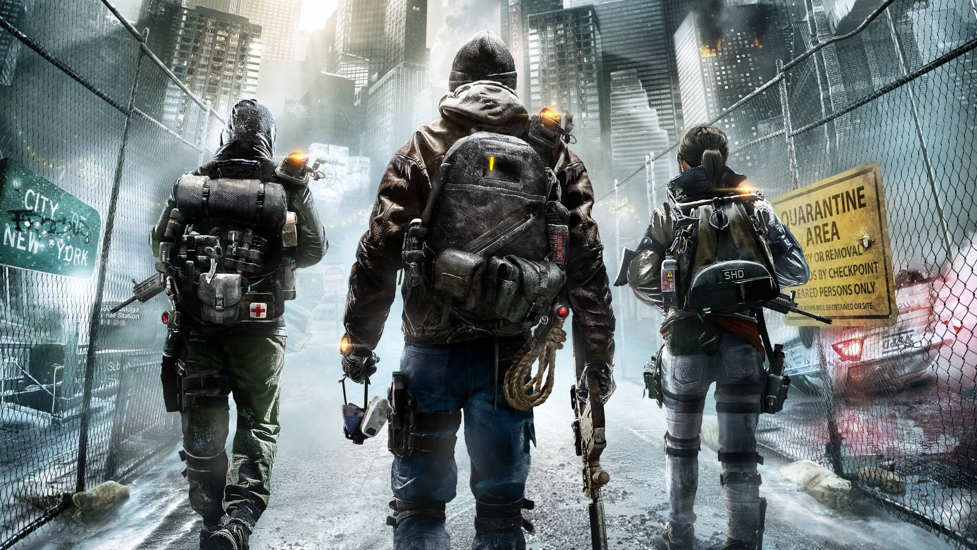 The Division Closed Beta Nearly Filled to Max Capacity