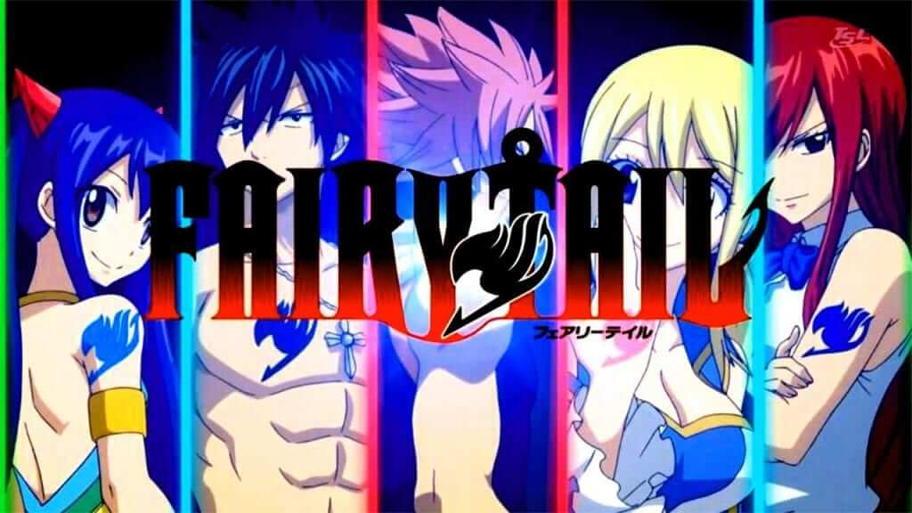 Hit Anime Fairy Tail Getting Official Mobile Game