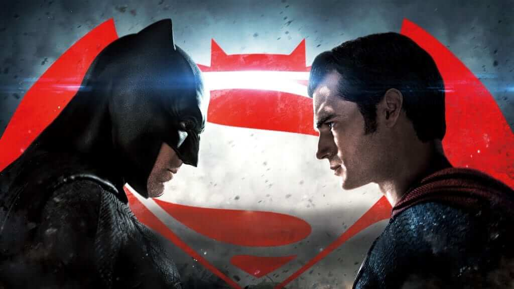 Batman v Superman Gets R-Rated Ultimate Blu-Ray Release