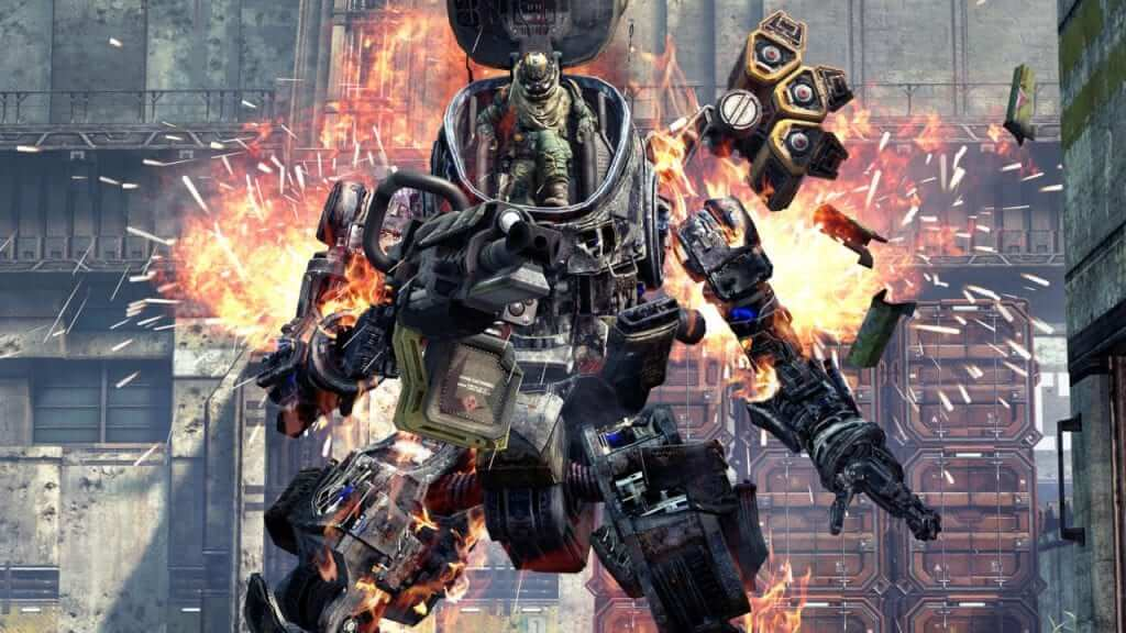 Titanfall 2 Gets a Single Player Campaign