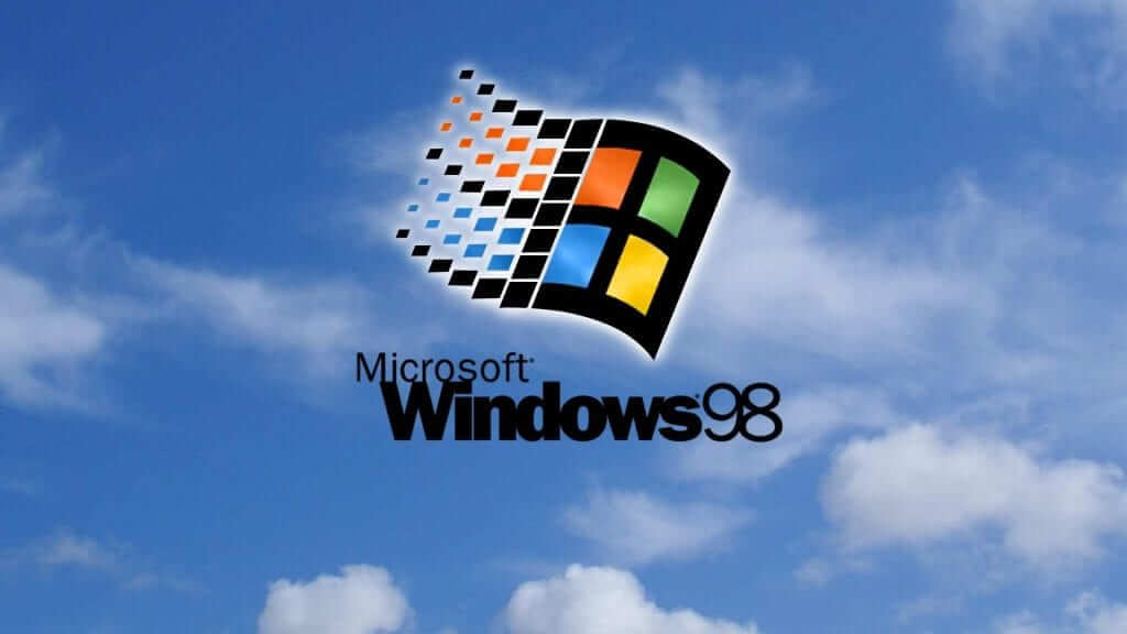 Windows 98 Now Available In Your Browser
