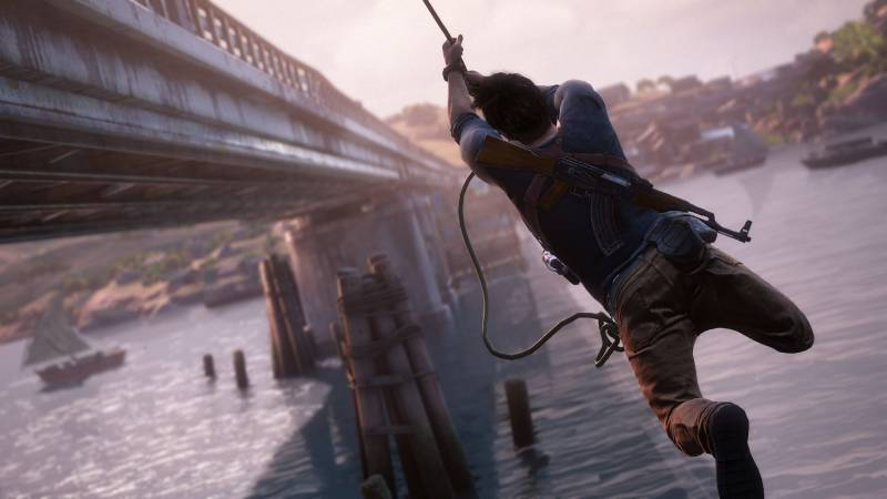 Uncharted 4 may be the best looking game on the PS4!