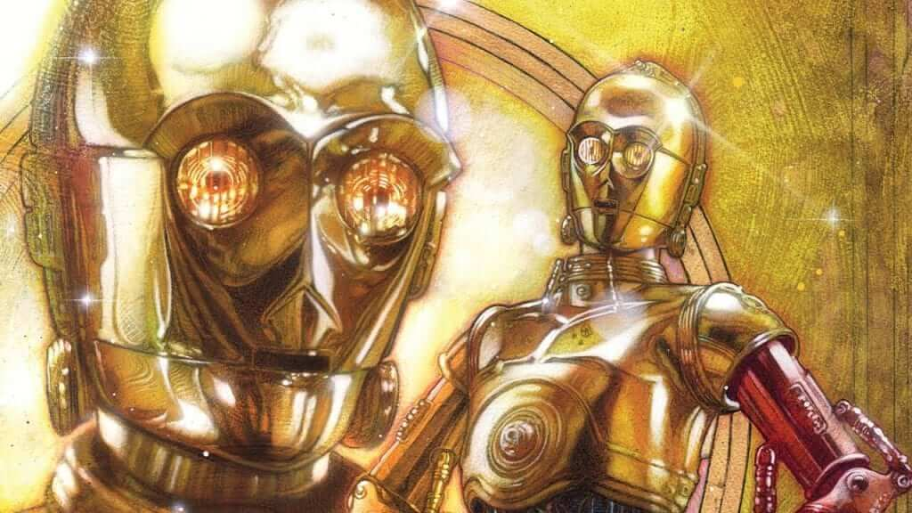 New C-3PO Prequel Comic Explains His Red Arm