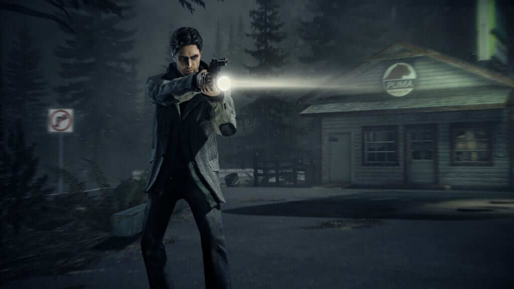 New Trademark Revealed for Alan Wake