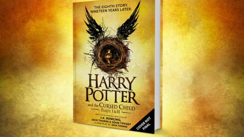 Brand New Harry Potter Book Coming This Summer