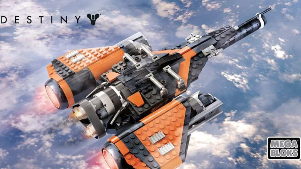 Destiny Toys Incoming From Mega Bloks