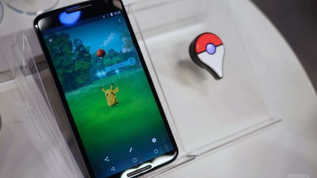 Pokemon GO To Be Shown At GDC 2016