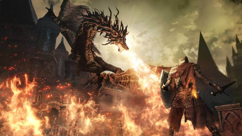 Get ready to die repeatedly one last time in Dark Souls III.