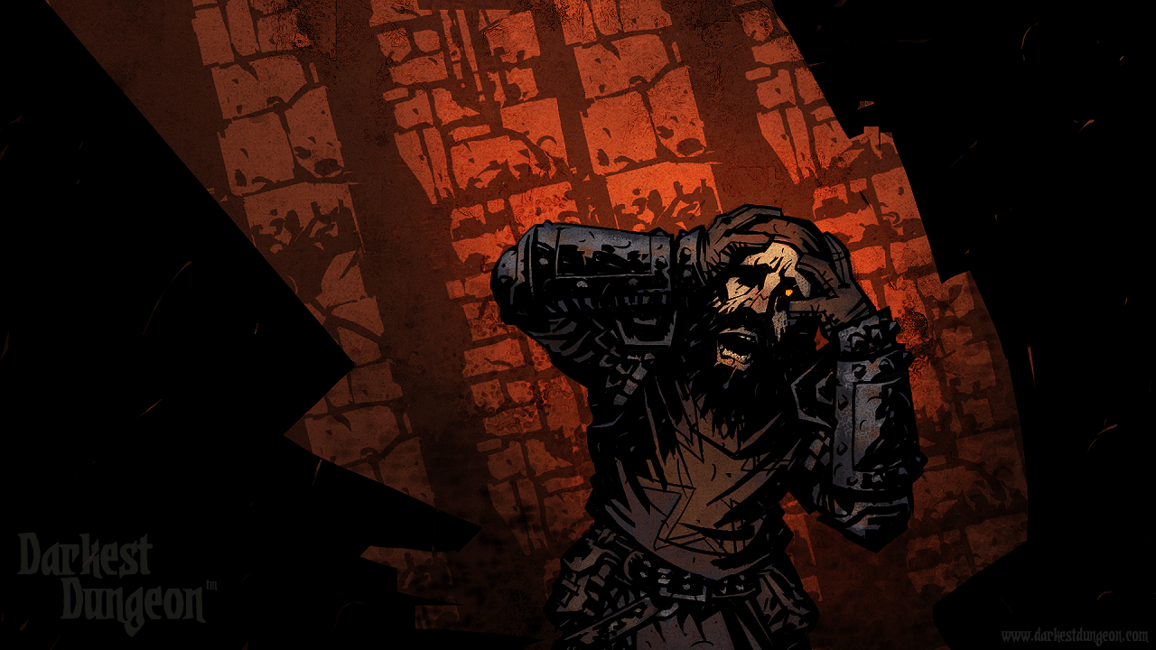 Darkest Dungeon's Next DLC Announced: The Color Of Madness