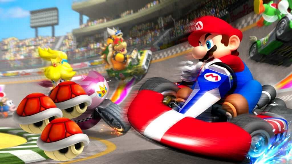 Mario Kart Tour Is Ready to Burn Rubber Off Your Phones
