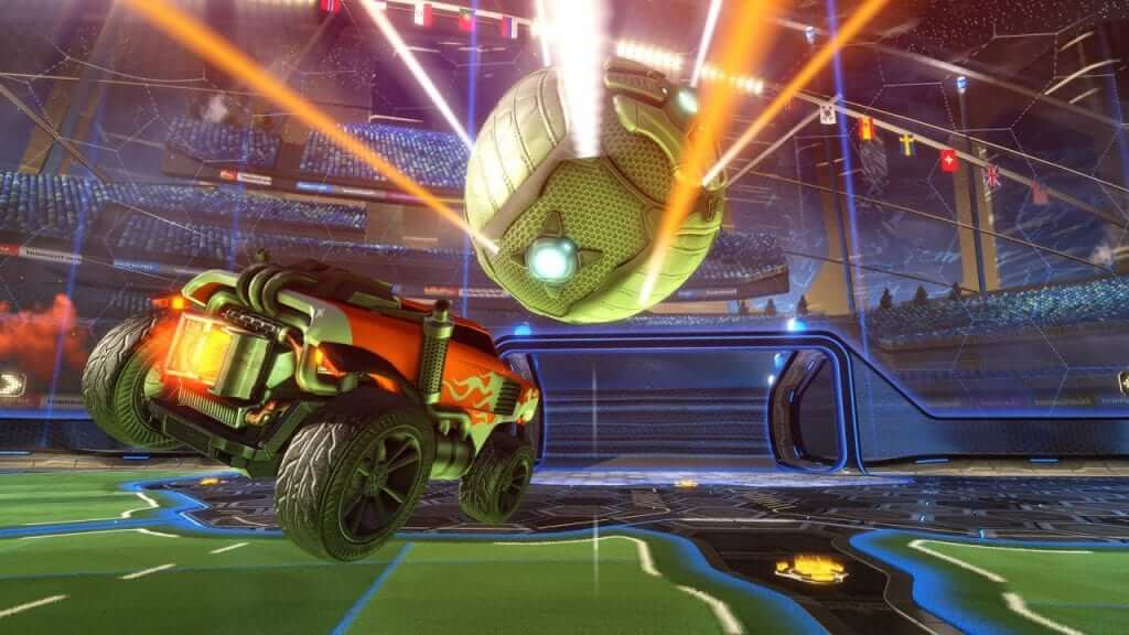 Rocket League Will Bring New Maps With Rocket Labs