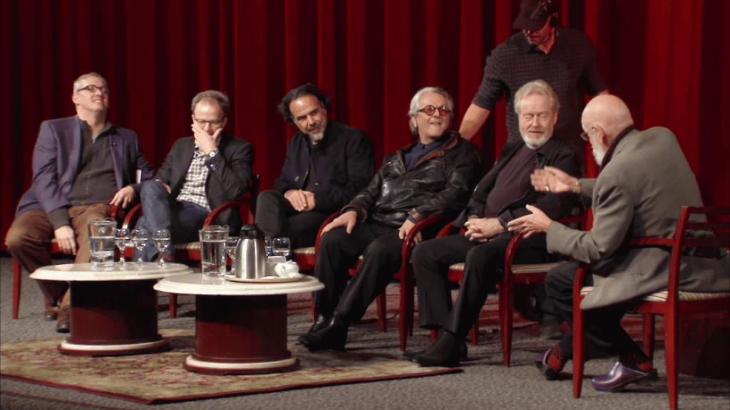 DGA: The Year's Top Directors Chat for 2.5 Hours