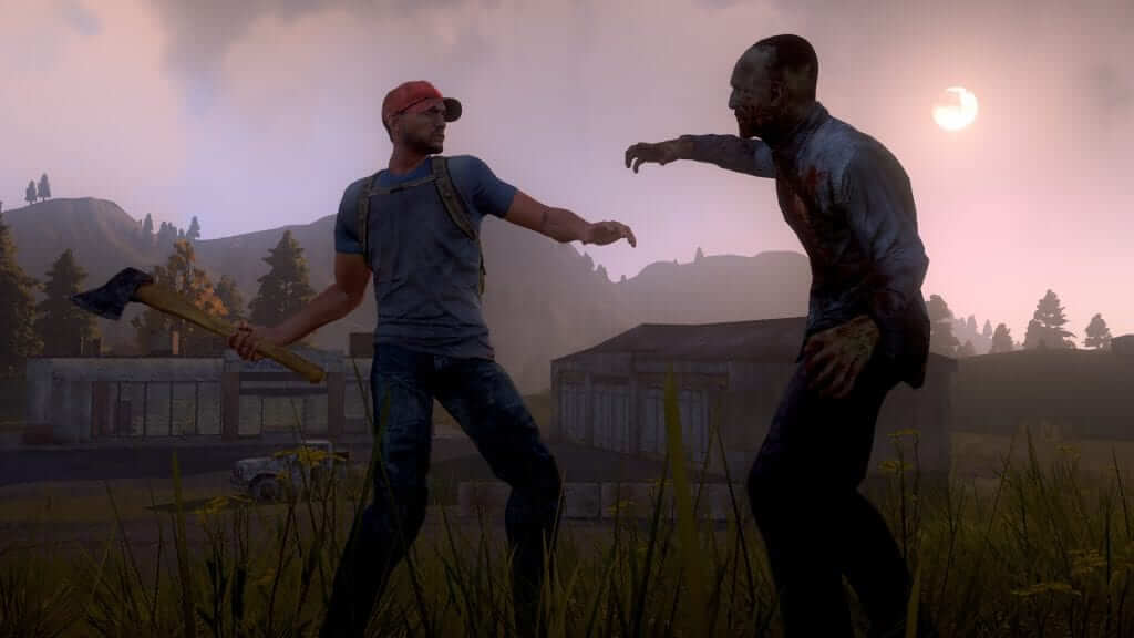 H1Z1 Coming to Consoles In Two Separate Games