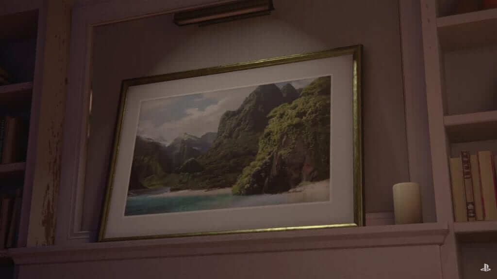 Naughty Dog Left Ubisoft Art In Uncharted 4 Trailer