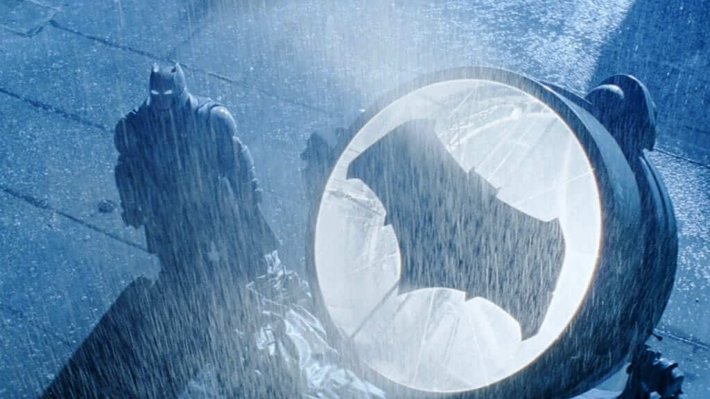 For Sale: Batman v Superman's Actual Bat Signal On Ebay