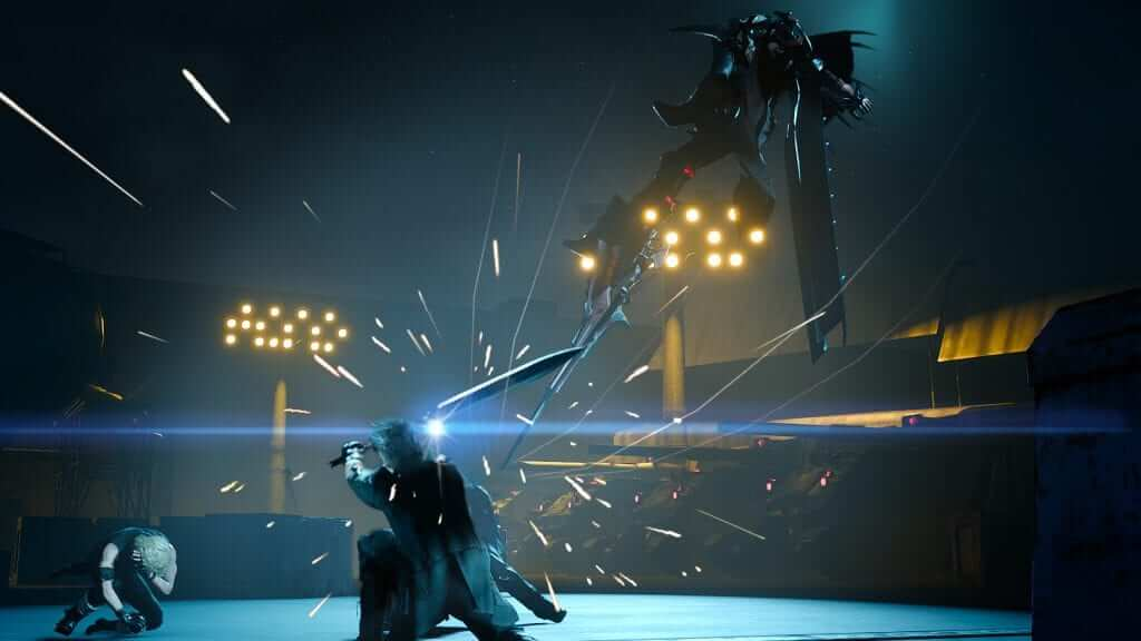 Final Fantasy XV Combat System Revealed