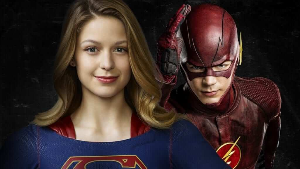 Supergirl & The Flash Crossover Is Official