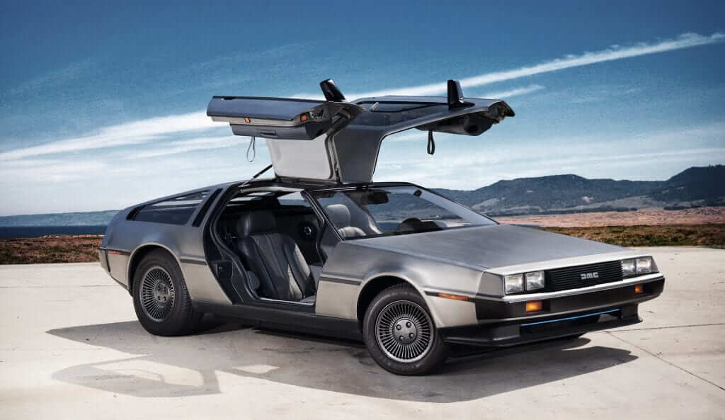 Great Scott! DeLorean Goes Back To The Future