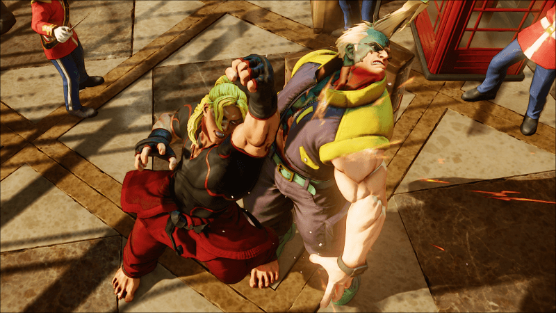 Street Fighter V is the best the series has ever looked.