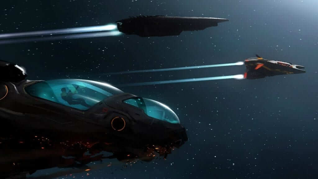 Elite Dangerous: Arena Officially Revealed