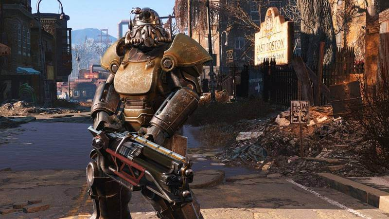 DICE saw Fallout 4 be crowned as game of the year.
