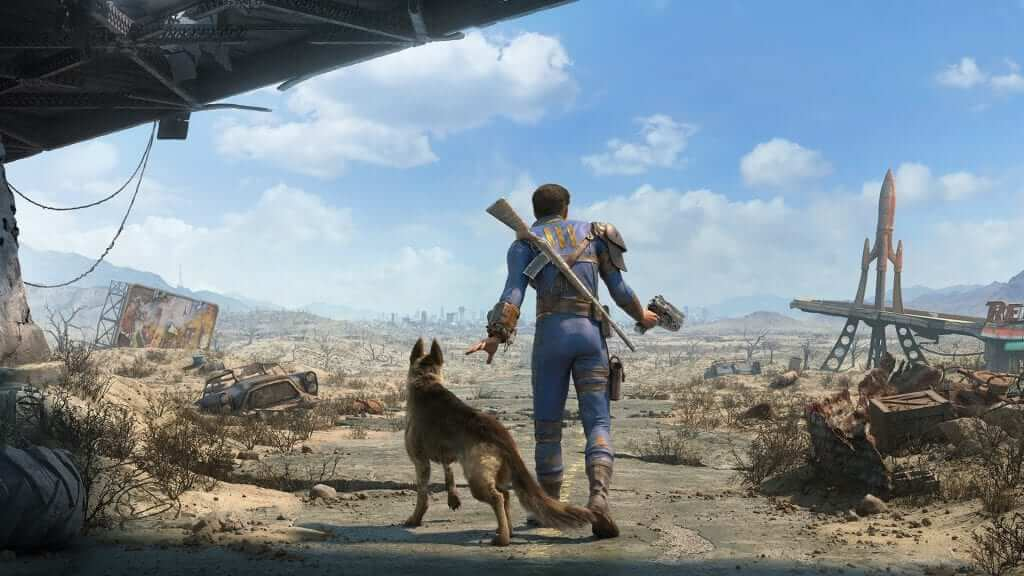 DICE 2016: Fallout 4 Crowned Game of the Year