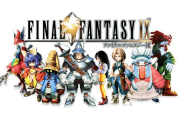 Final Fantasy IX Released Today for iOS and Android