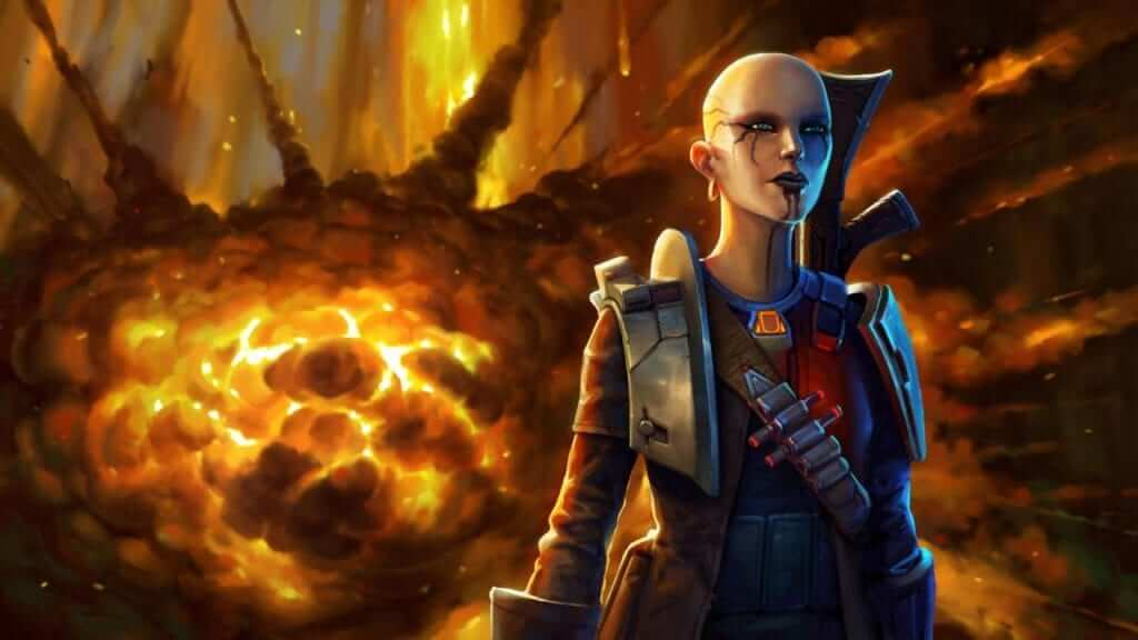 Star Wars: The Old Republic Update Adds More to Fallen Empire