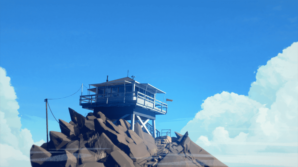 The Landscapes In Firewatch Can Be Stunning