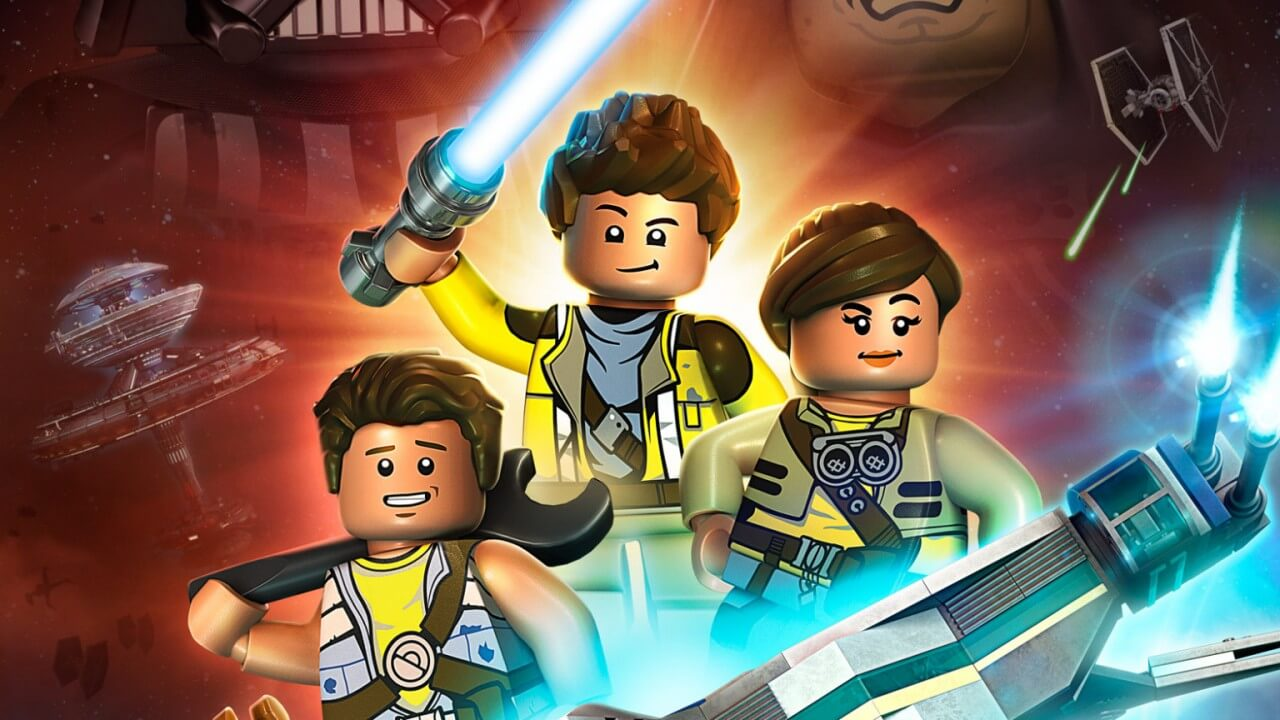 New LEGO Star Wars Show Coming to Disney XD