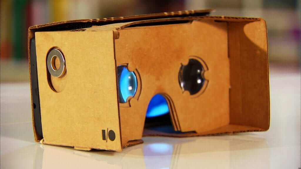 VR Headset Being Developed By Google As Stand Alone Product