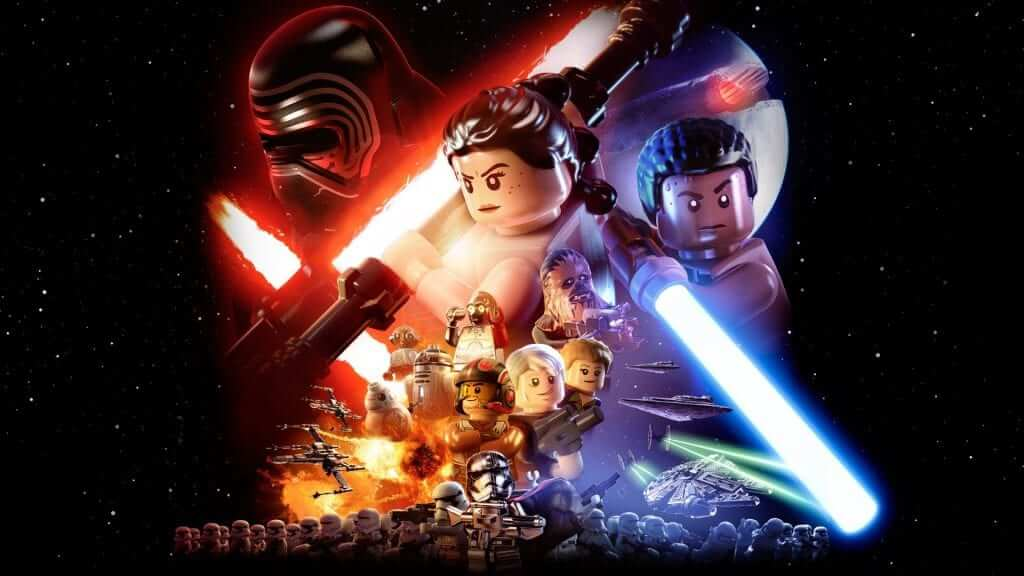 Lego Star Wars: The Force Awakens Coming This Summer