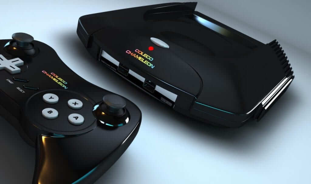 The Coleco Chameleon Console Heads to Kickstarter