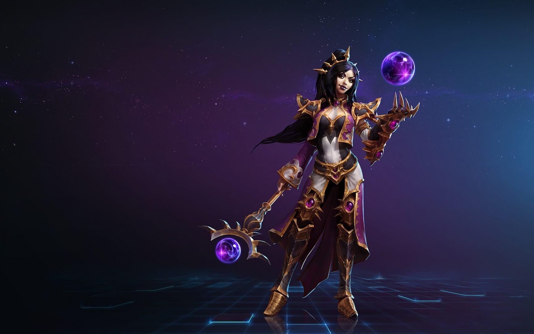 Heroes of the Storm: Li-Ming Enters the Nexus