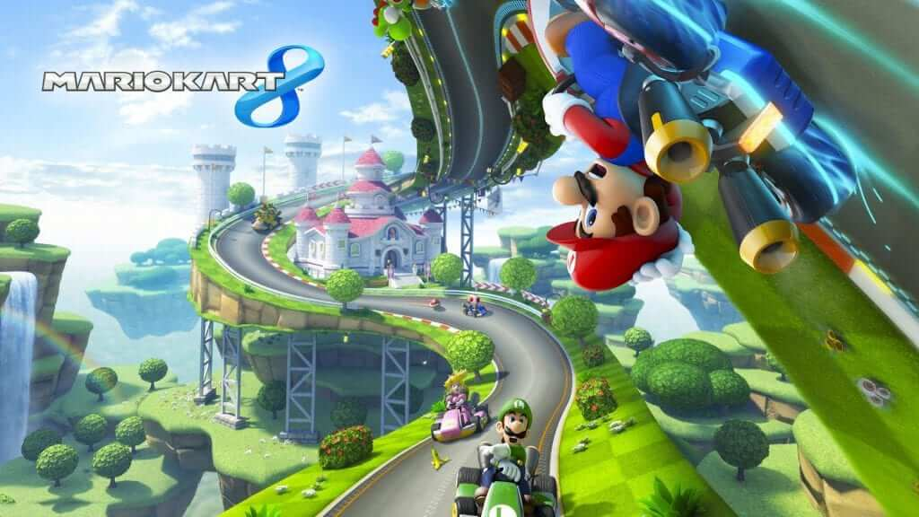 57% of Wii U Owner Have Purchased Mario Kart 8