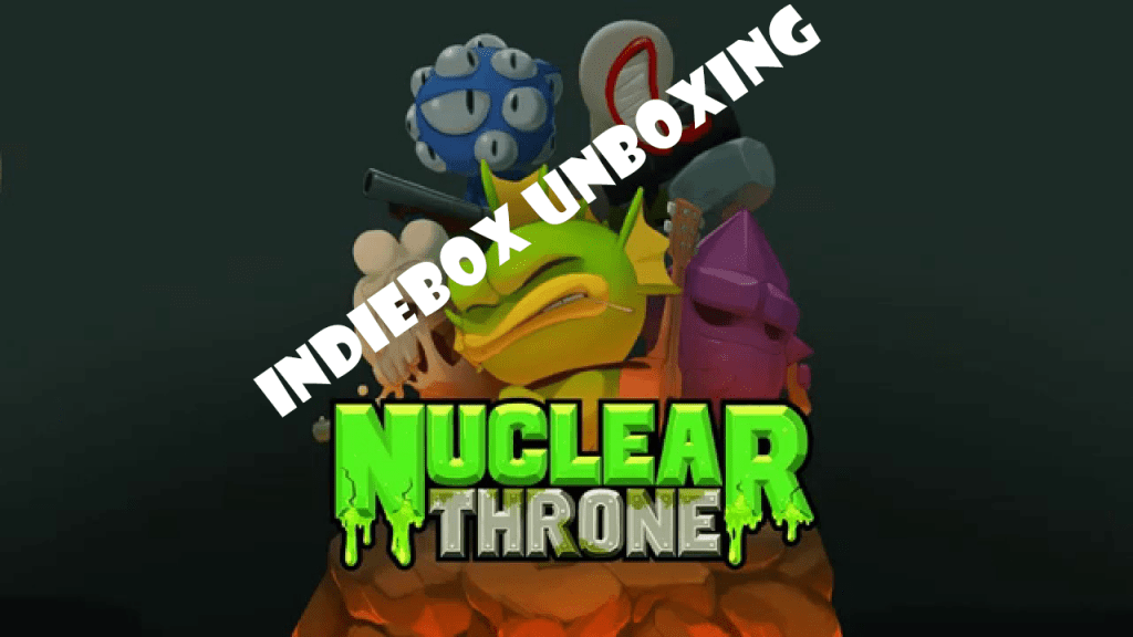 IndieBox Unboxing and Review: Nuclear Throne