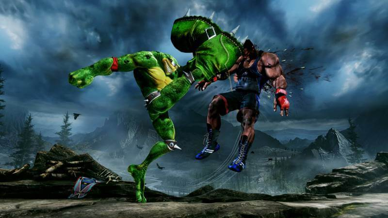 Killer Instinct's roster continues to grow.