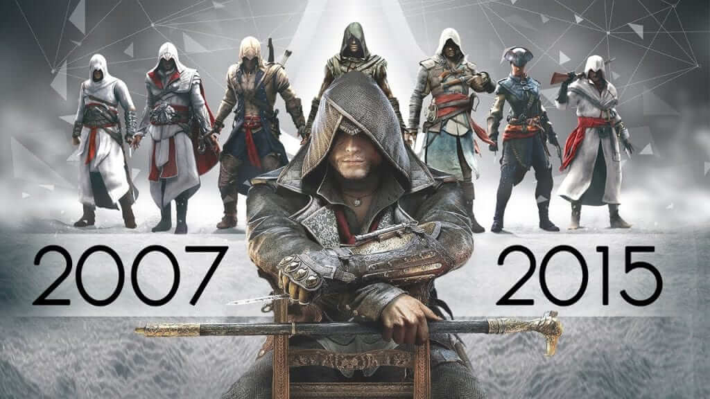 New Assassin's Creed Will Not Be Releasing This Year